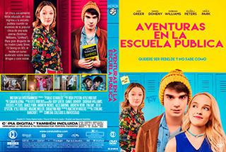 Public Schooled - Una Aventura en la Escuela Publica - Cover